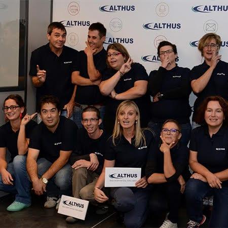 equipe Althus