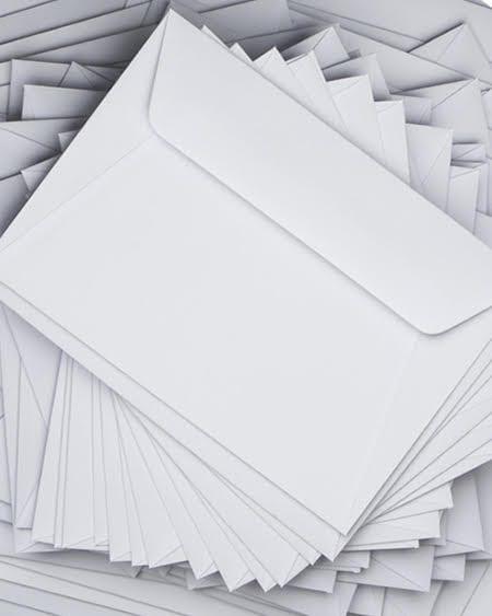 courrier papier