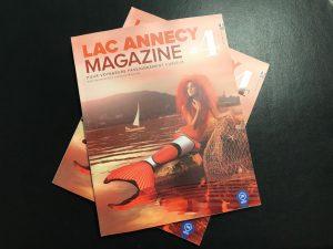 Routage des magazines de l'Office de Tourisme