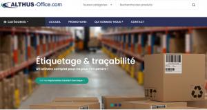 ALTHUS-office.com : nouveau site internet du Groupe ALTHUS